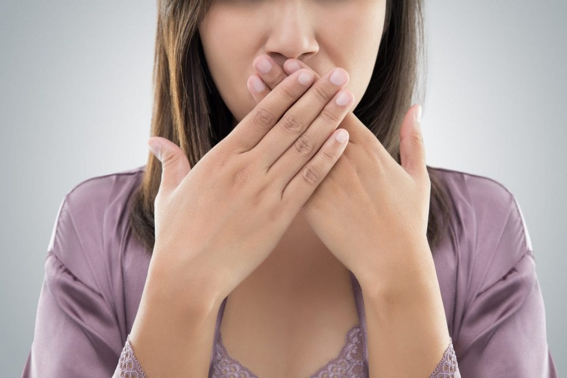 Always Fighting Bad Breath? Here's Why.