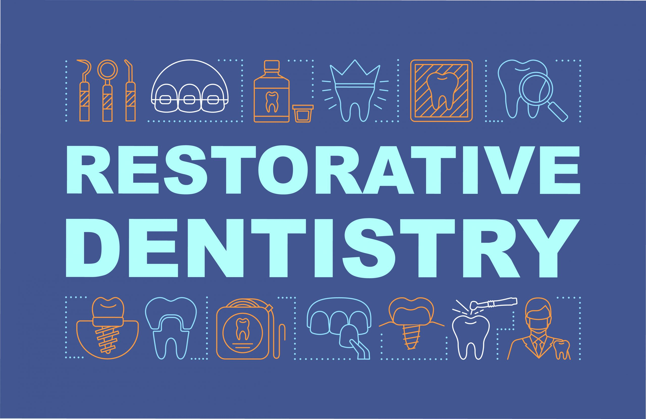 Restorative Dentistry Can Save Your Smile