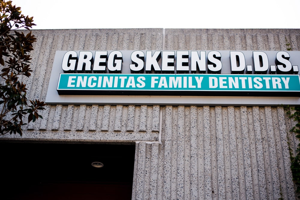 Family Dentistry Encinitas, Dr Gregory Skeens Dentist 92024